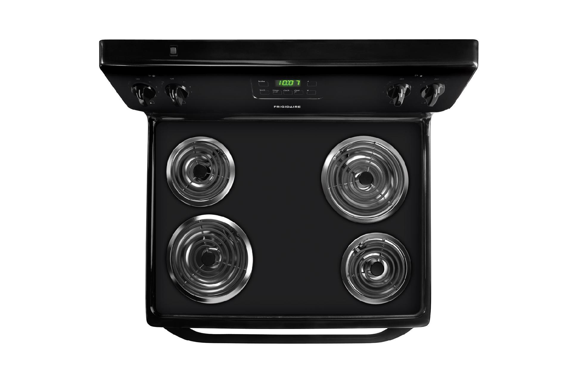 Frigidaire FFEF3011LB 4.8 cu. ft. Electric Range - Black