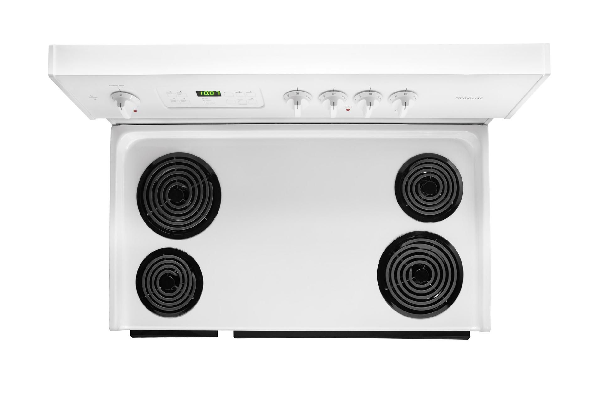 "Frigidaire 5.4 cu. ft. 40"" Double-Oven Electric Range"