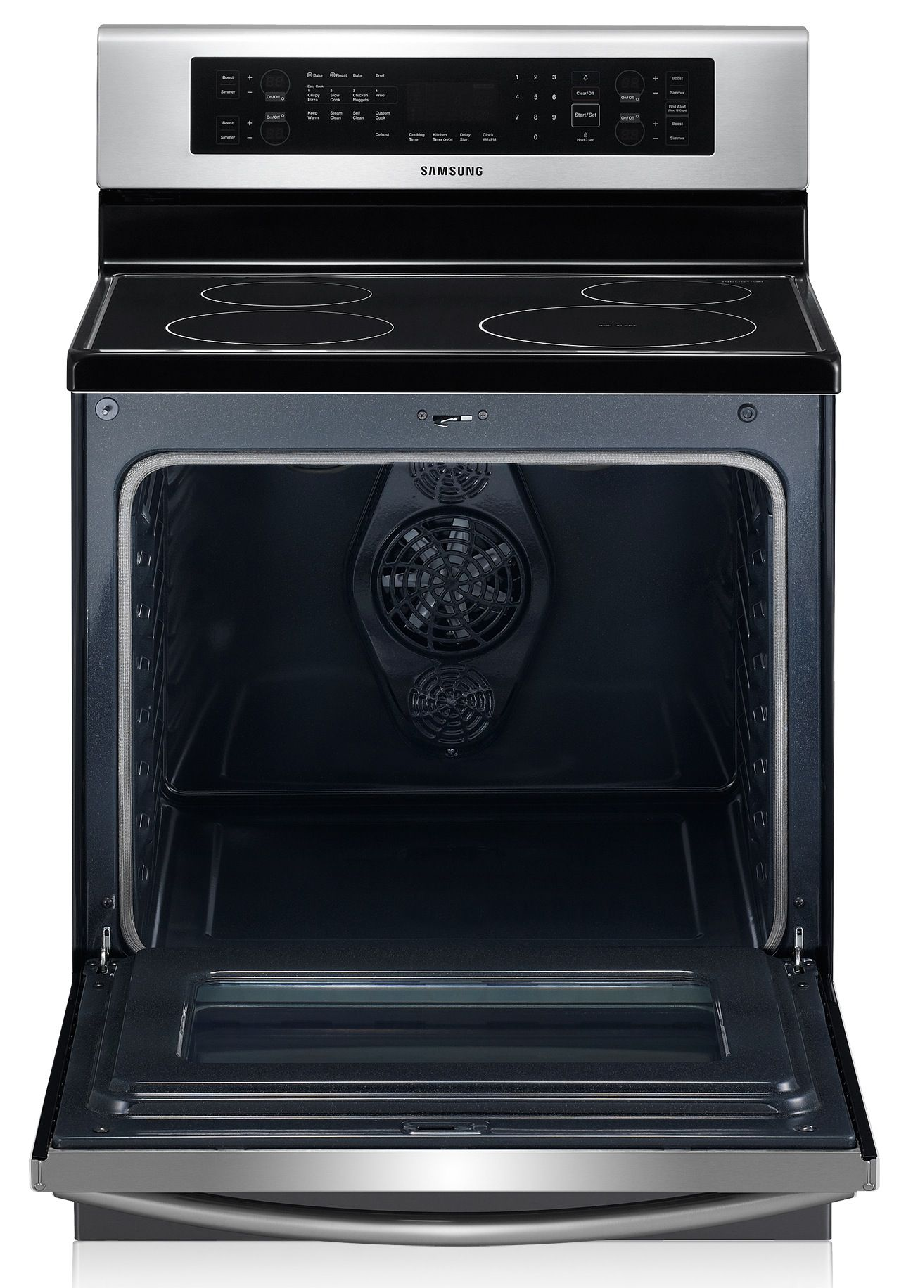 Samsung NE595N0PBSR 5.9 cu. ft. Electric Range - Stainless Steel