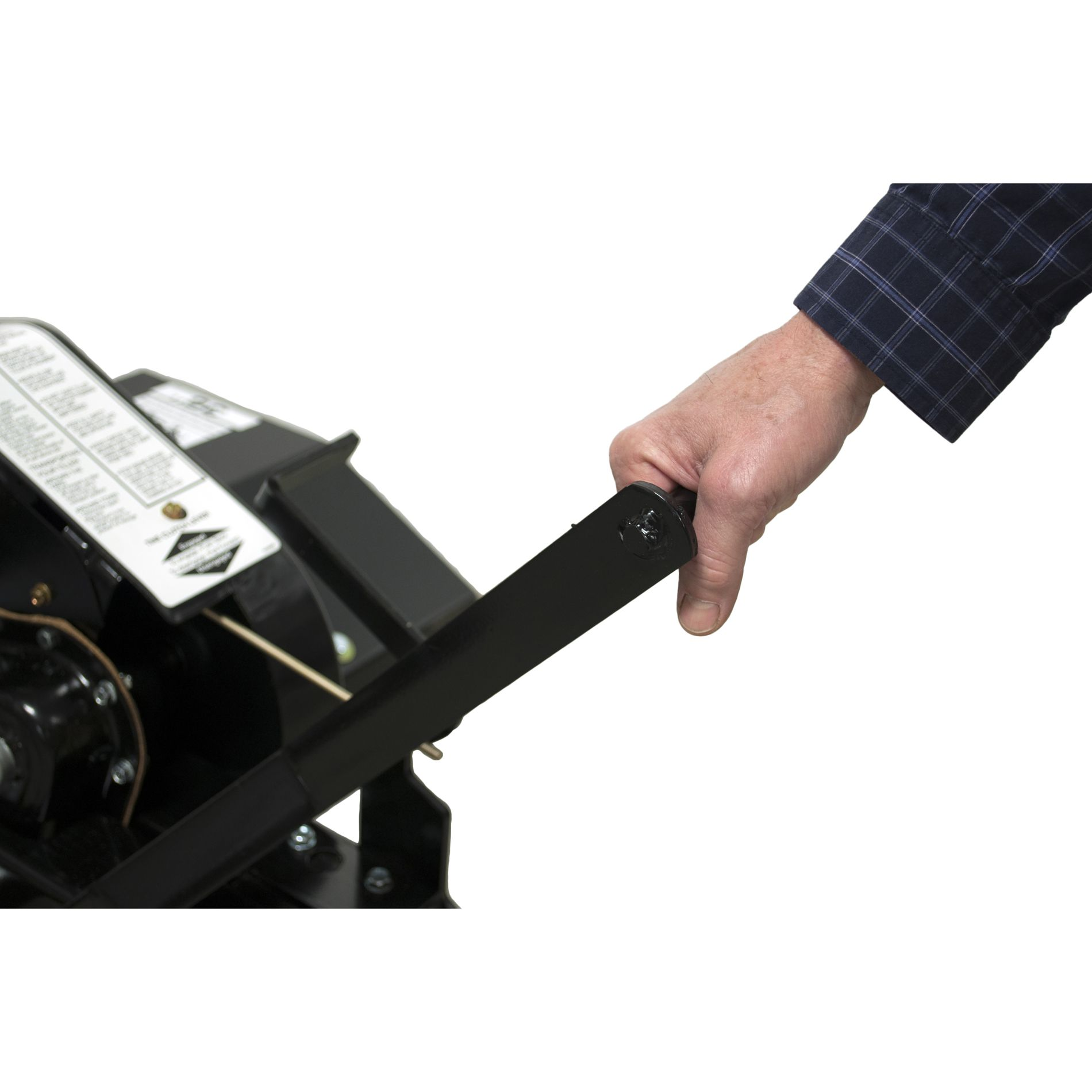 Craftsman Universal Tow-Mount Tiller