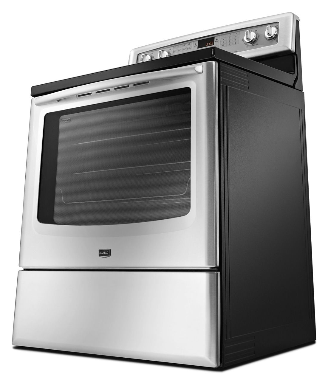 Maytag 6.2 cu. ft. Electric Range w/ Speed Heat™ Element - White