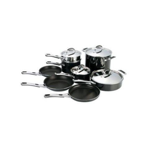 Kenmore 12 pc. Nonstick Aluminum Cookware Set