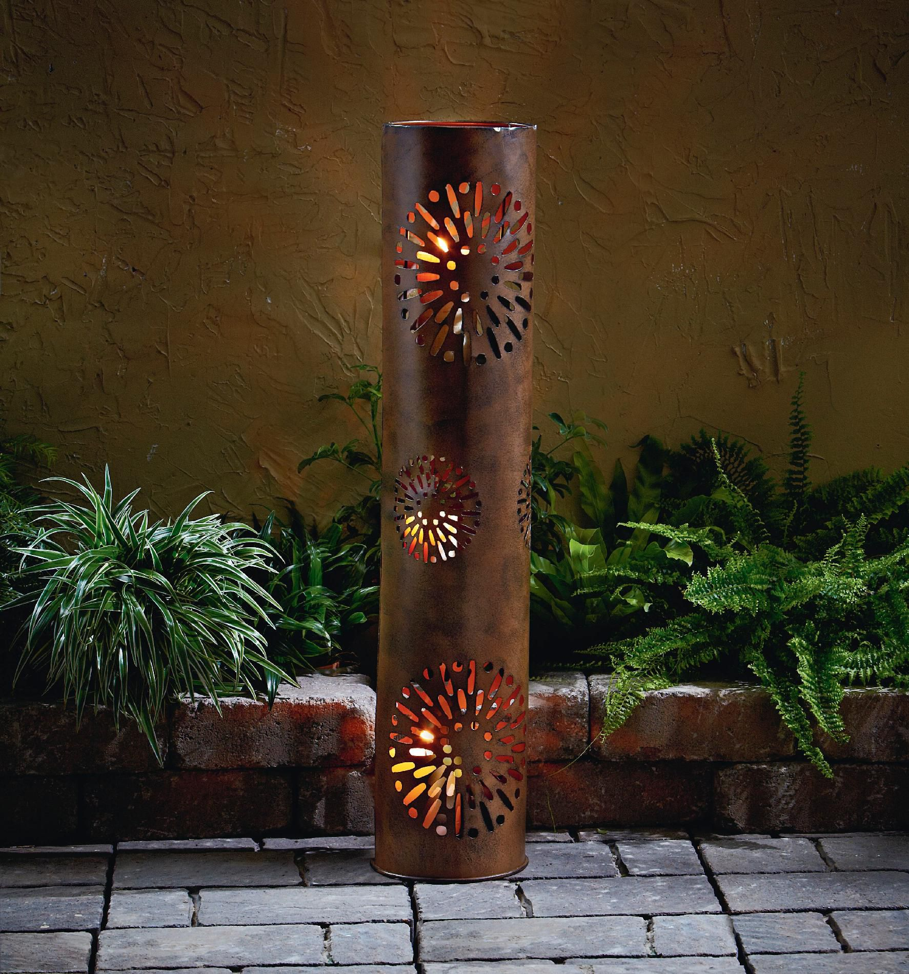 Large Floor Candle Holder* Limited Availability