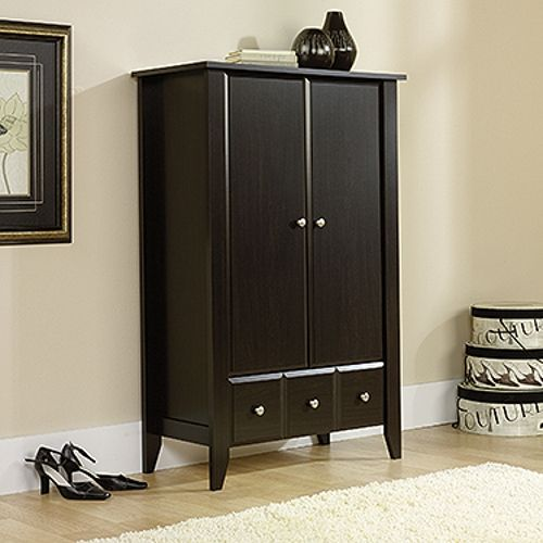 Sauder Shoal Creek Wardrobe Brown