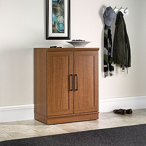Sauder Home Plus Base Cabinet Brown