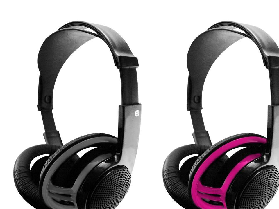 Sentry Digital Stereo Headphones