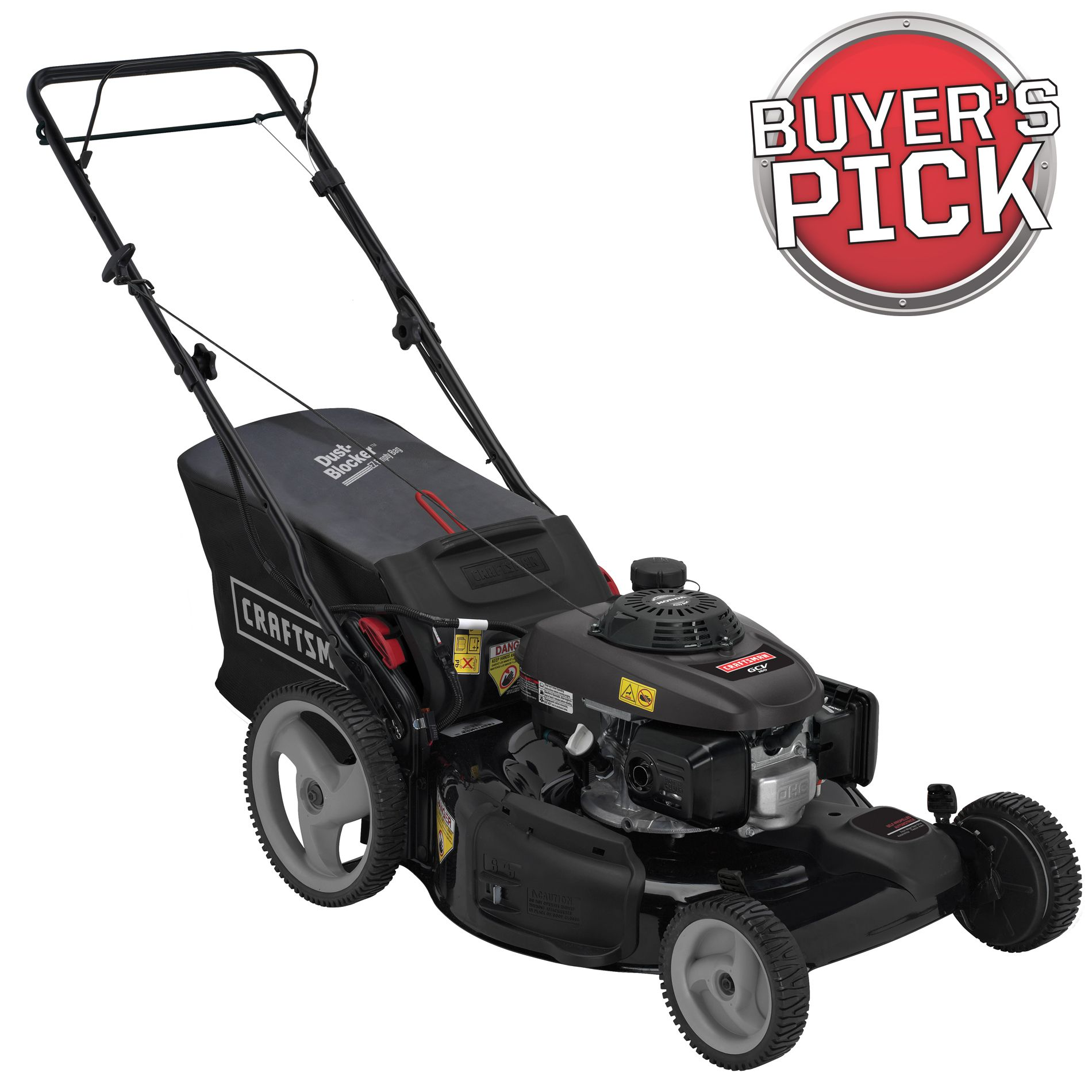 "Craftsman 160cc* Honda engine  22"" Front Drive Self-Propelled Mower"