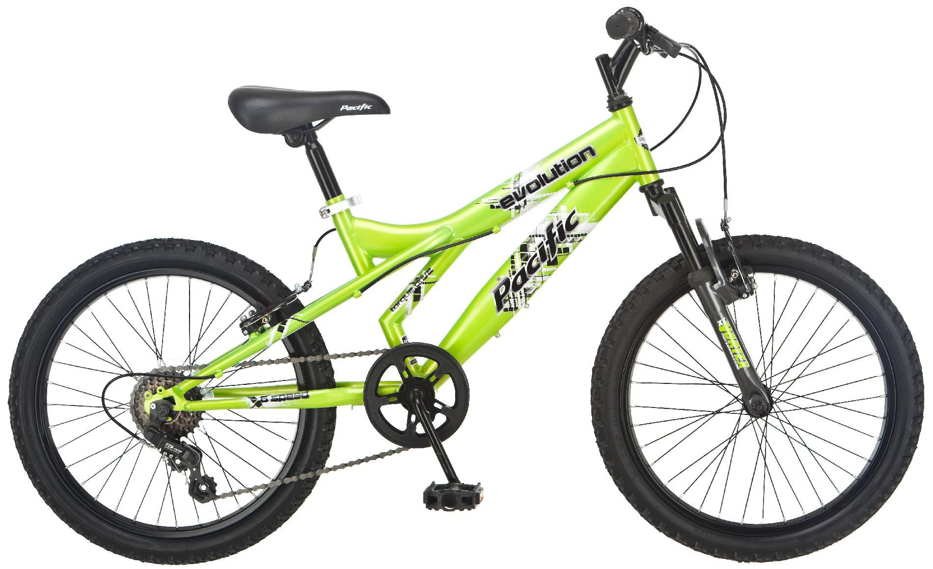 Pacific Evolution 20 Inch Boy's Mountain Bike