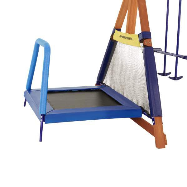 Sportspower Woodland Jump N Swing II Swing Set