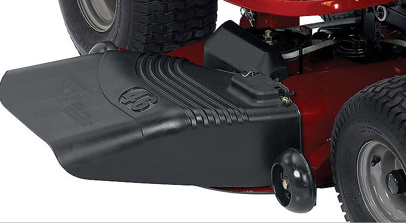 Craftsman 46 In. 21hp Briggs & Stratton Turn Tight Hydrostatic Yard Tractor Non CA