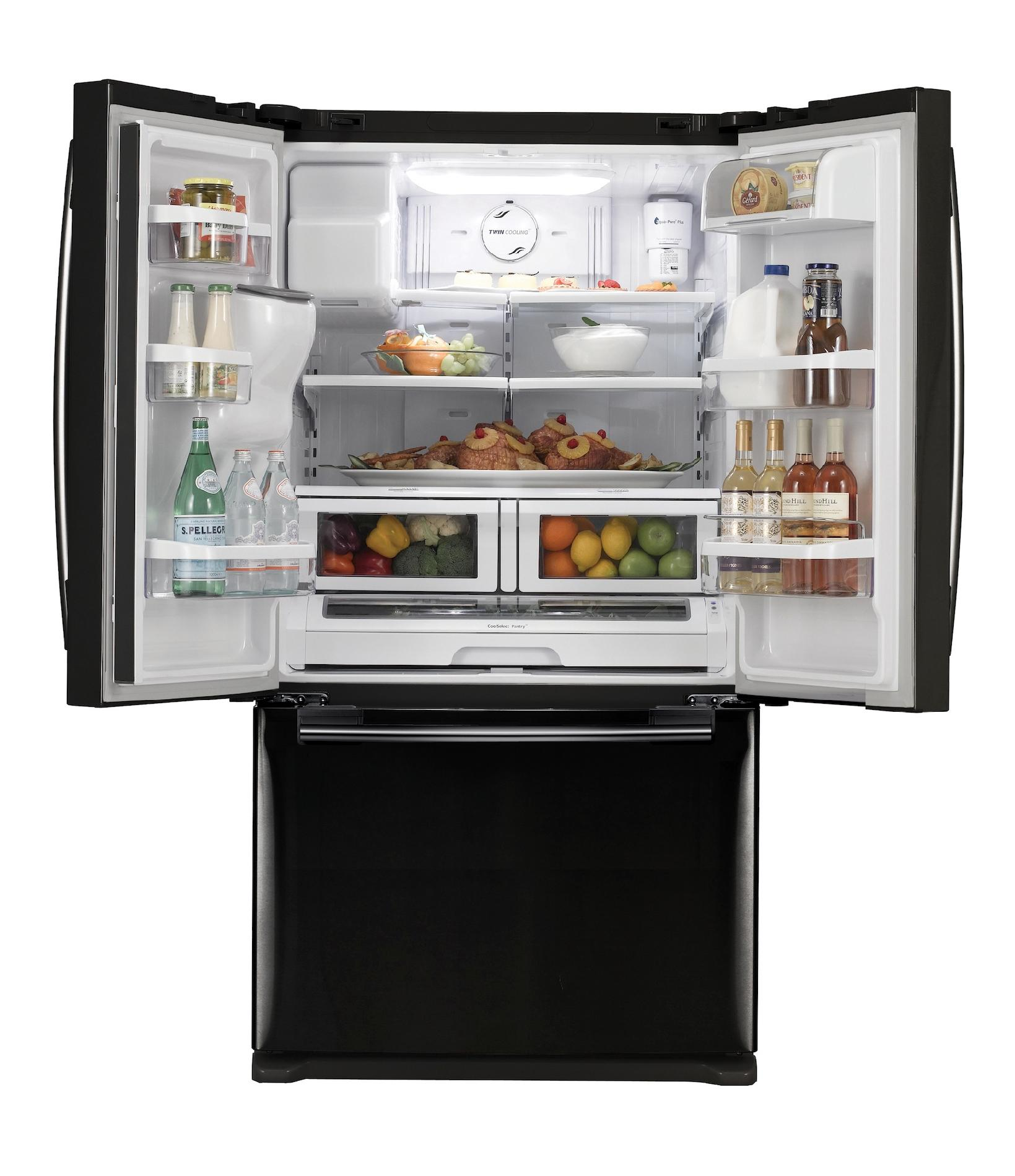 Samsung 26 cu. ft. French Door Refrigerator - Black