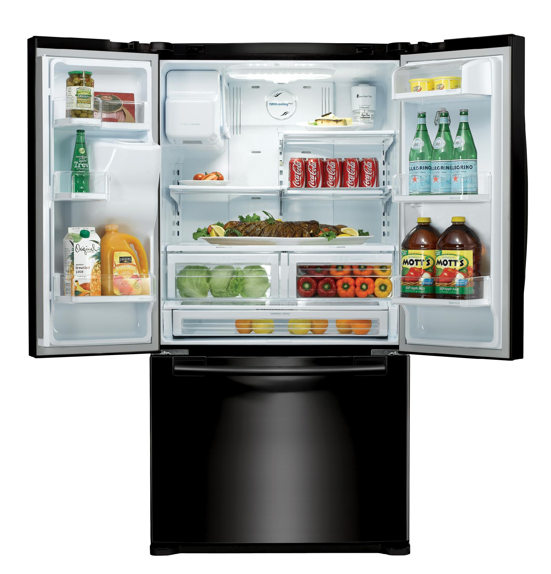 Samsung 29 cu. ft. French Door Refrigerator - Black