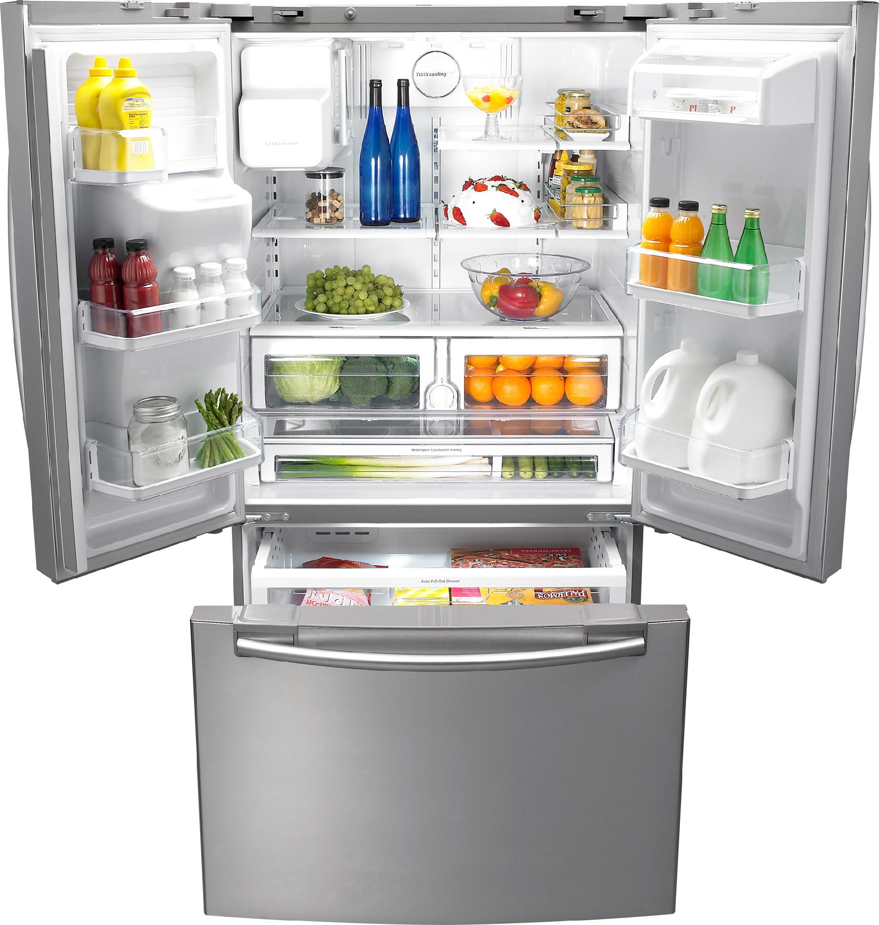 Samsung 29 cu. ft. French Door Refrigerator - Stainless Steel