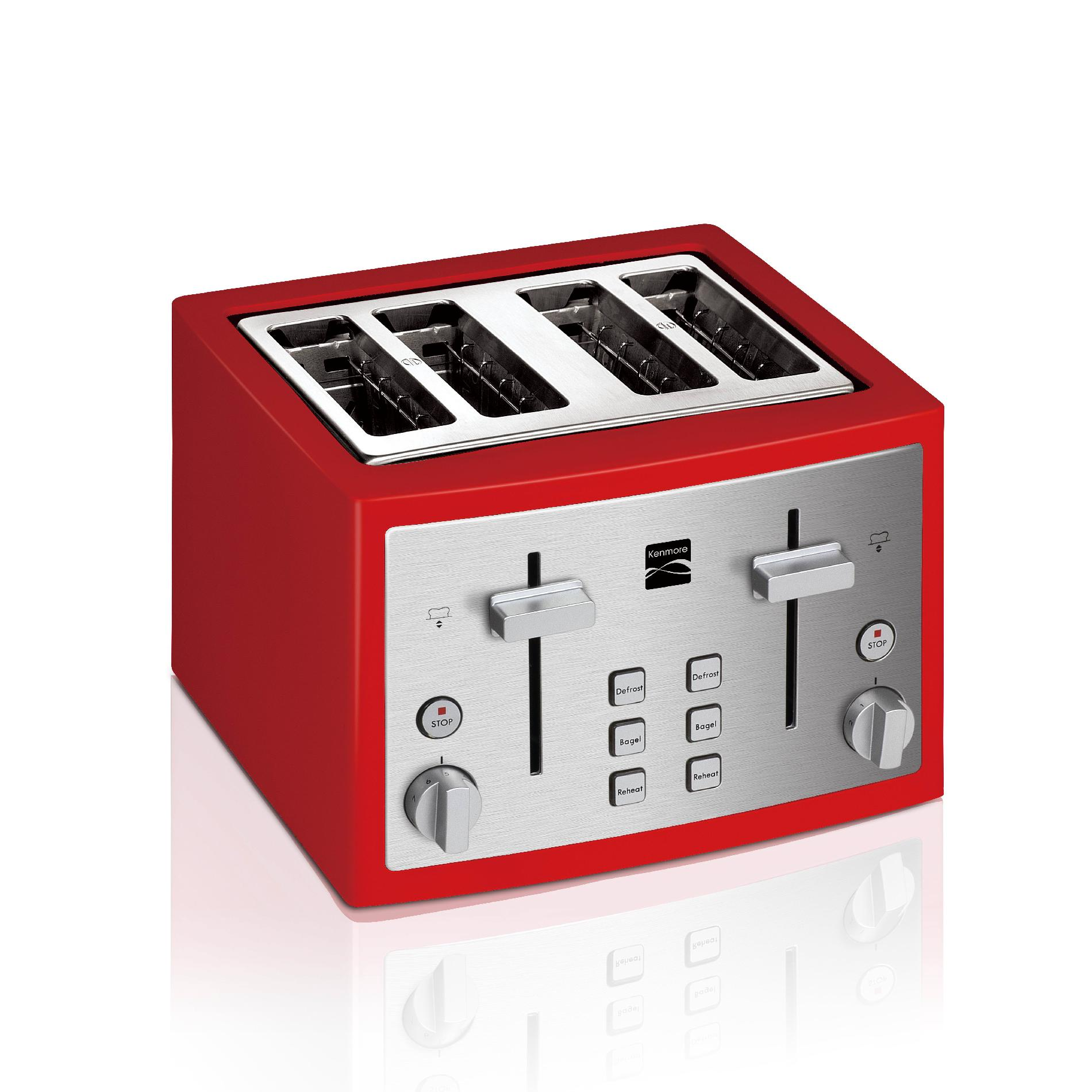 Kenmore 4-Slice Toaster
