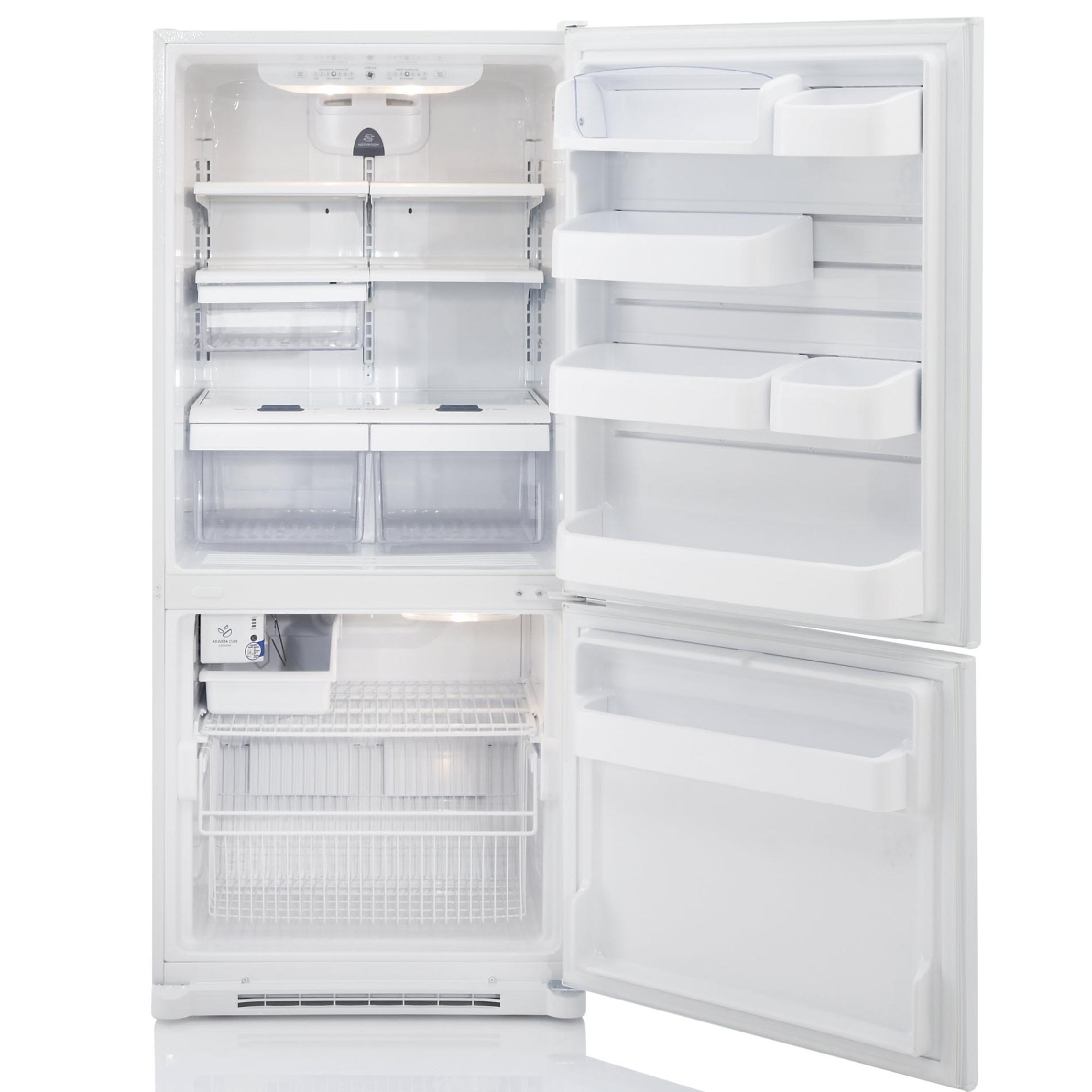 Kenmore 19.7 cu. ft. Bottom Freezer Refrigerator - White
