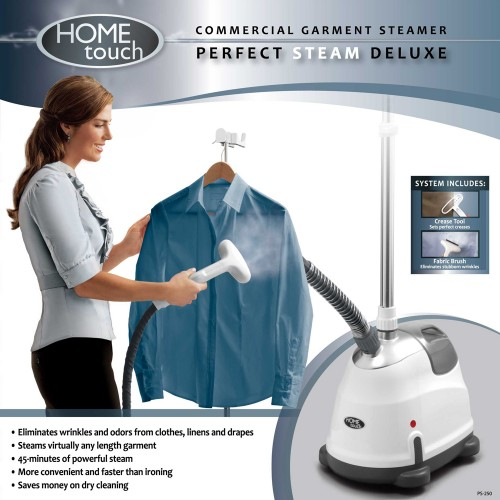 HoMedics Perfect Steam™ Deluxe Commerical Garment Steamer