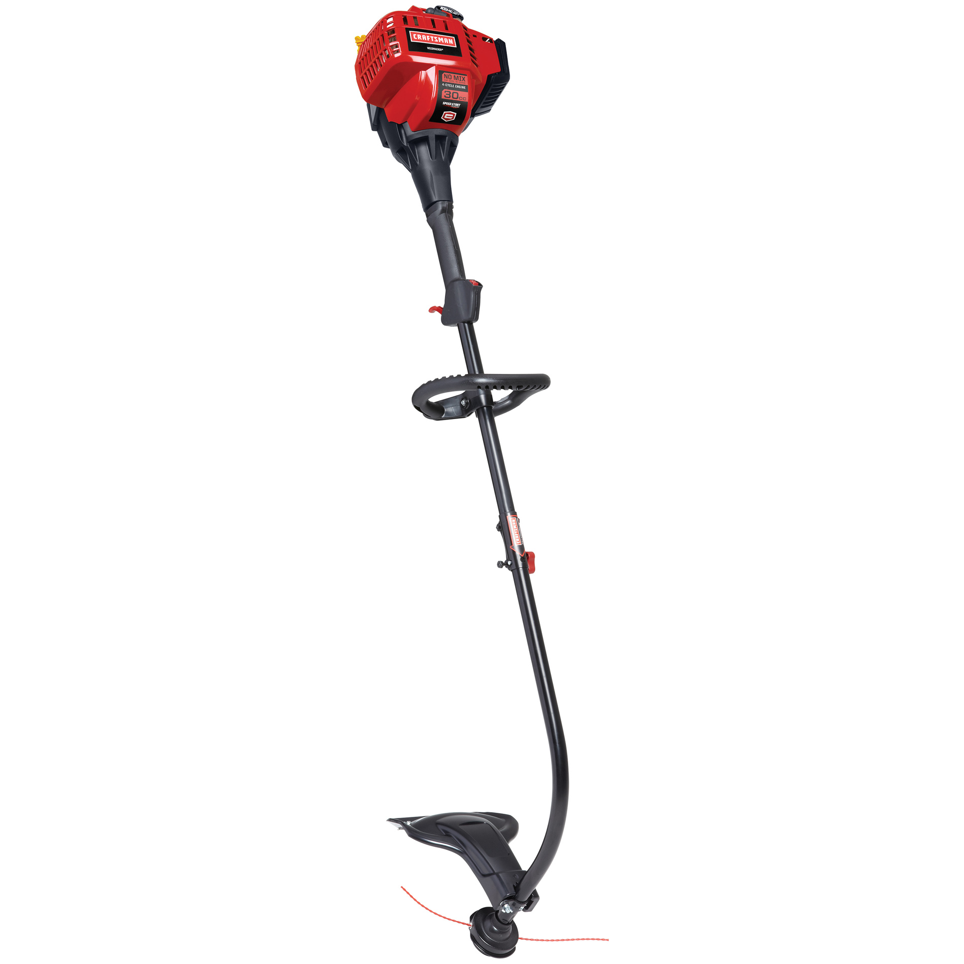 Craftsman 30cc 4-Cycle Curved Shaft Weedwacker™ Gas Trimmer
