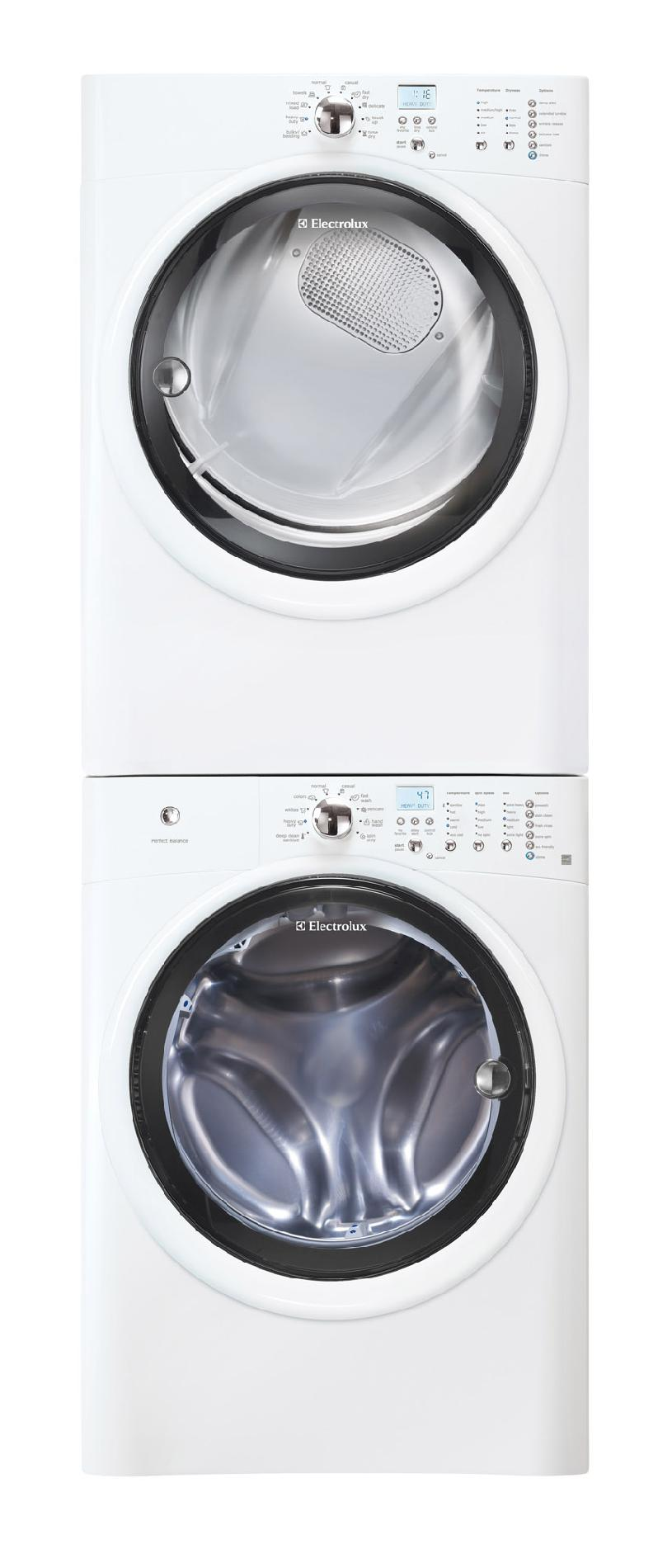 Electrolux 8.0 cu. ft. Electric Dryer w/ IQ-Touch™ Controls - Island White