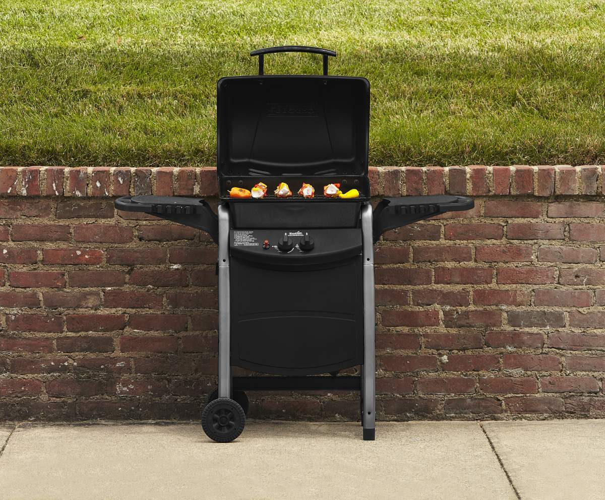 BBQ Pro 2 Burner Gas Grill* Limited Availability