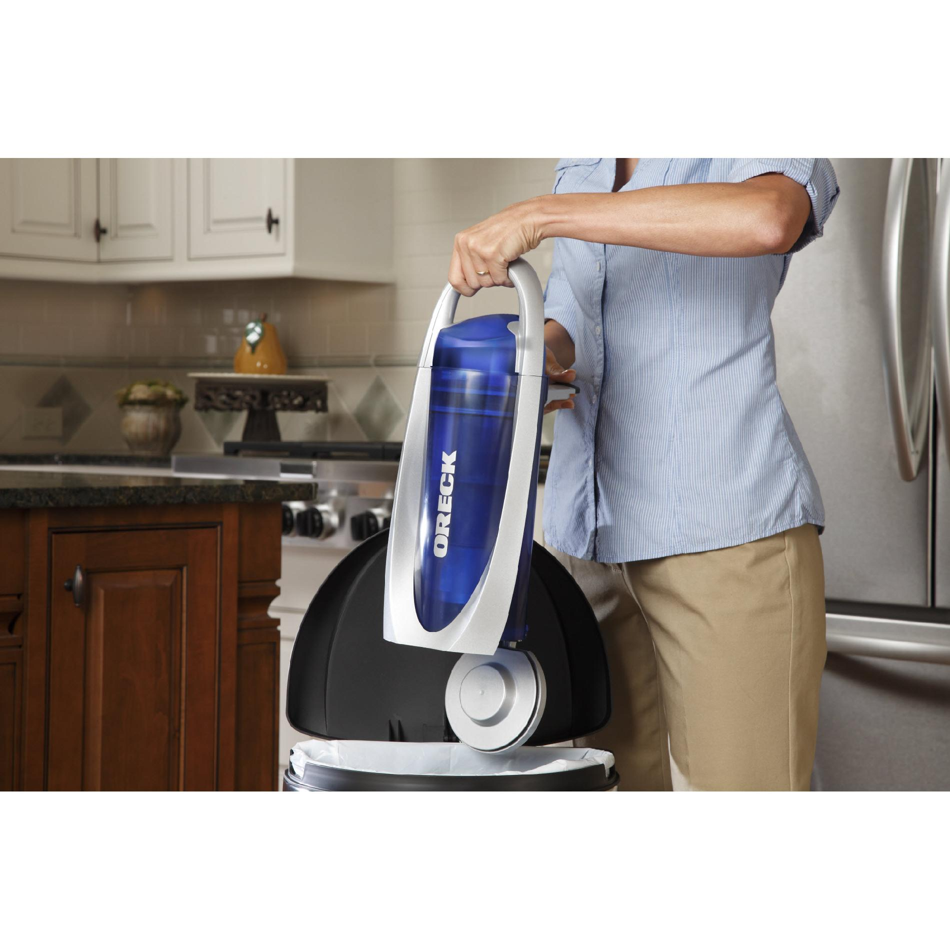 Oreck Touch Bagless Upright Vacuum