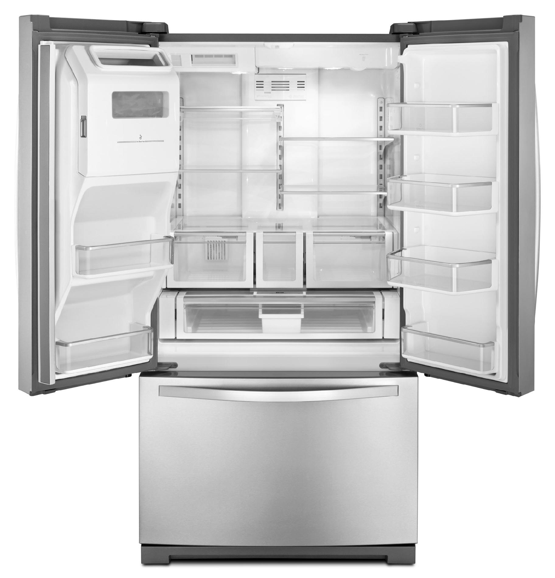 Whirlpool 28.6 cu. ft. French Door Refrigerator - Stainless Look