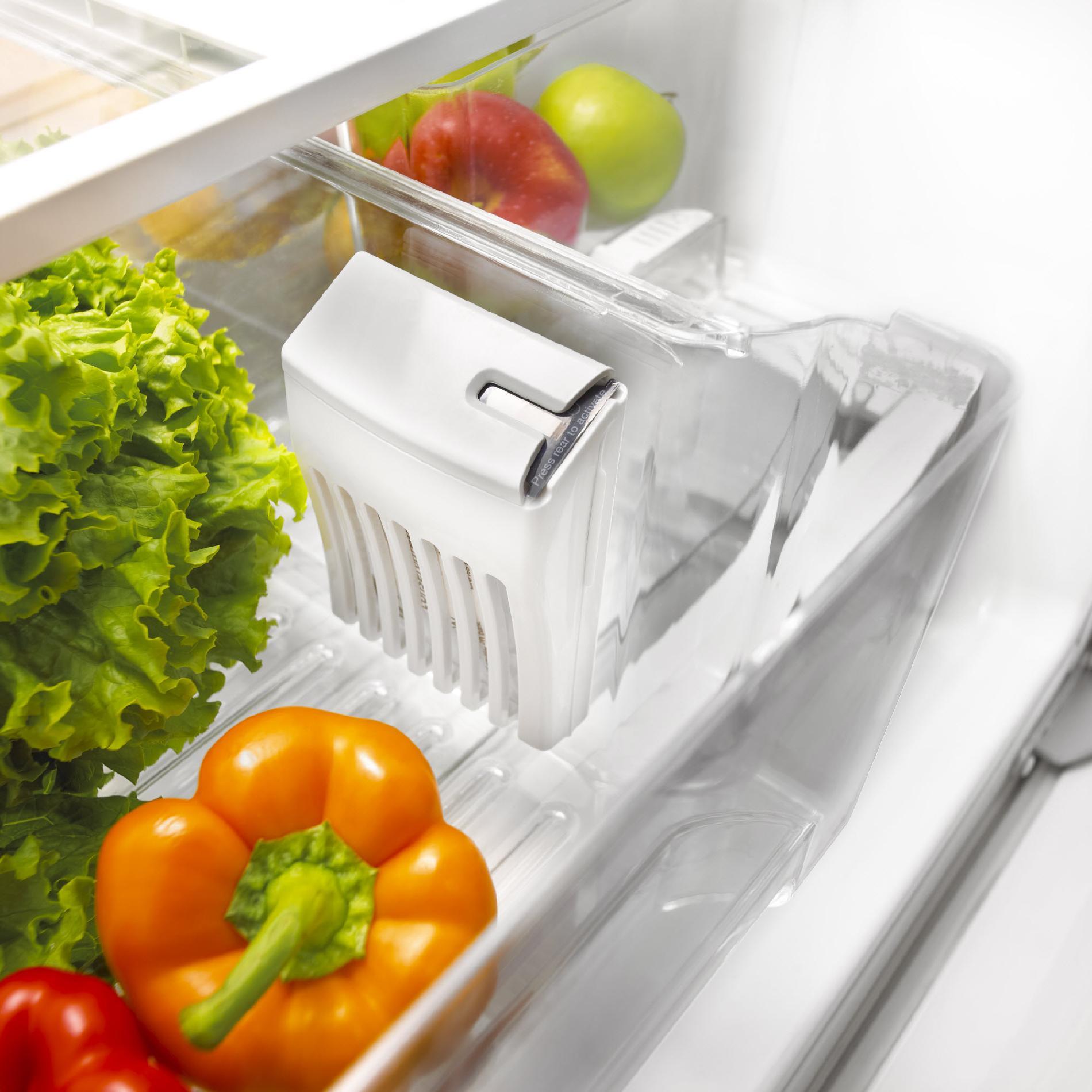 Maytag 20 cu. ft. French-Door Refrigerator w/ Strongbox™ Door Bins - White