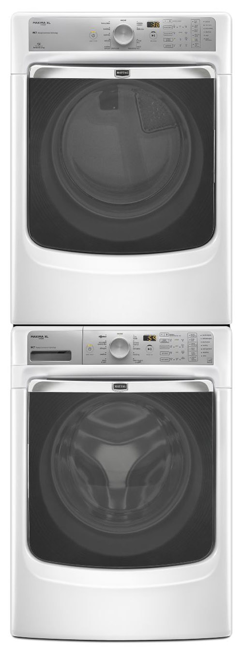 Maytag 7.4 cu. ft. Maxima™ Electric Dryer -  White