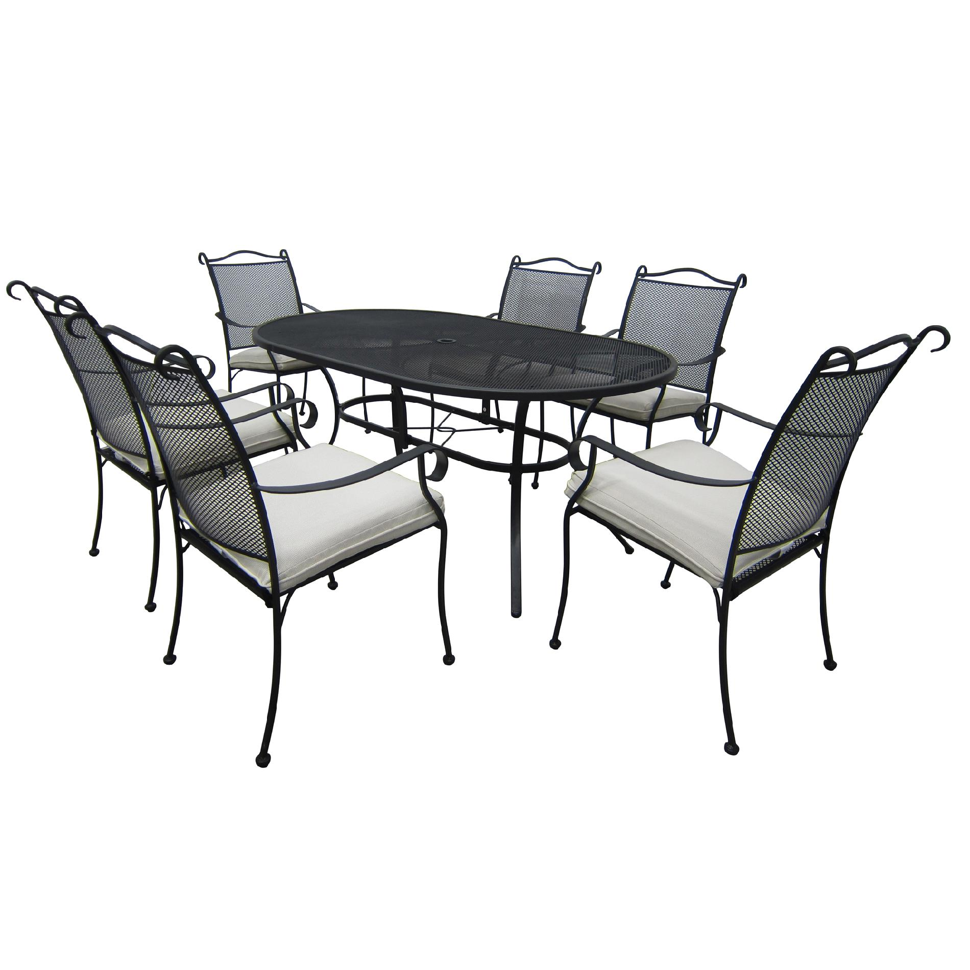 Garden Oasis Steinbeck 7pc Dining Set