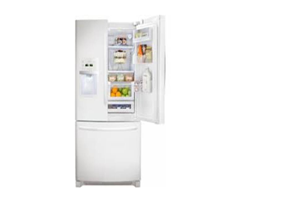 A well-known brand 26.7 cu. ft. French-Door Bottom-Freezer Refrigerator SS