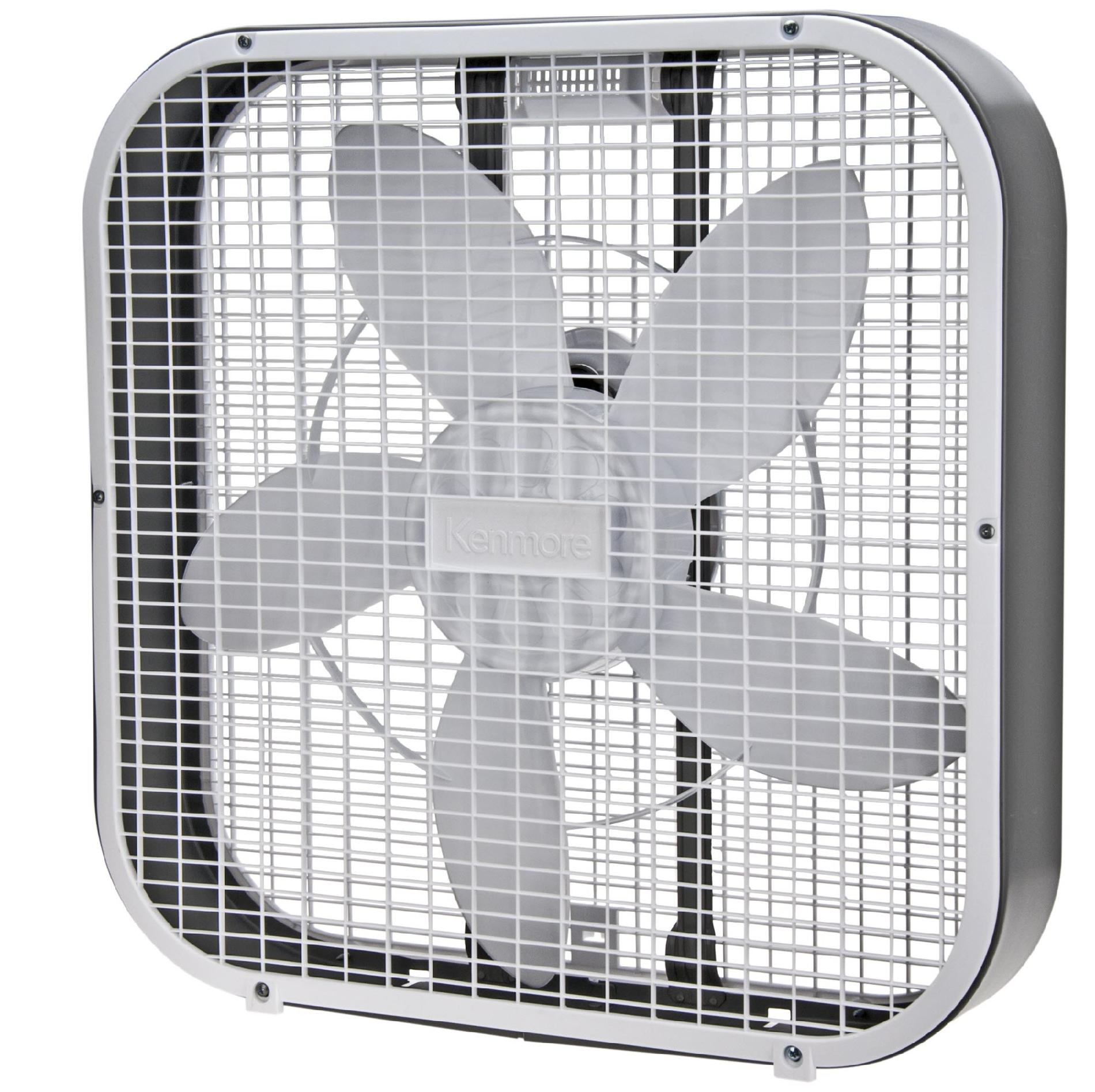 "Kenmore 20"" Box Fan"