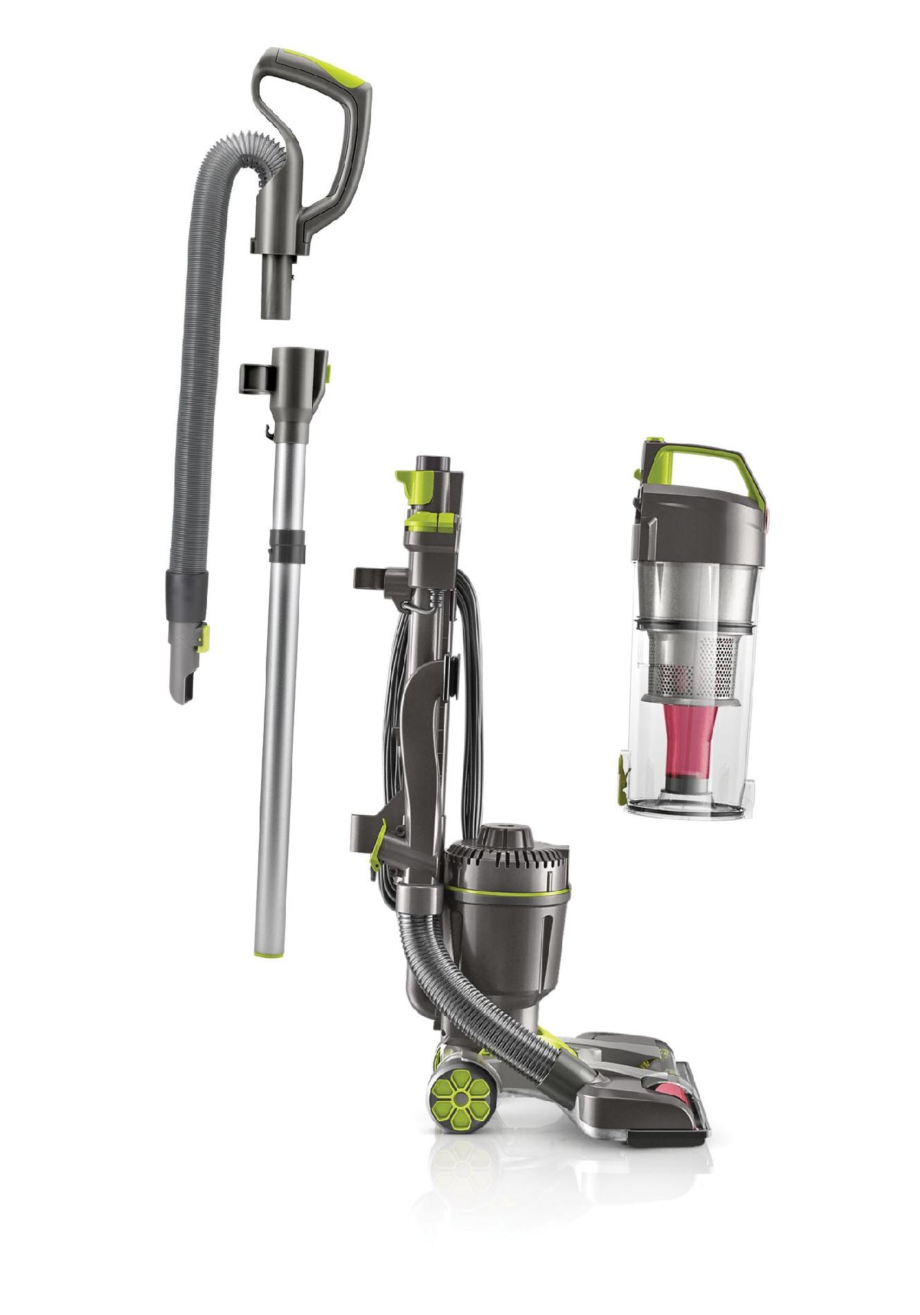 Hoover UH72400 Air™ Steerable Bagless Upright Vacuum