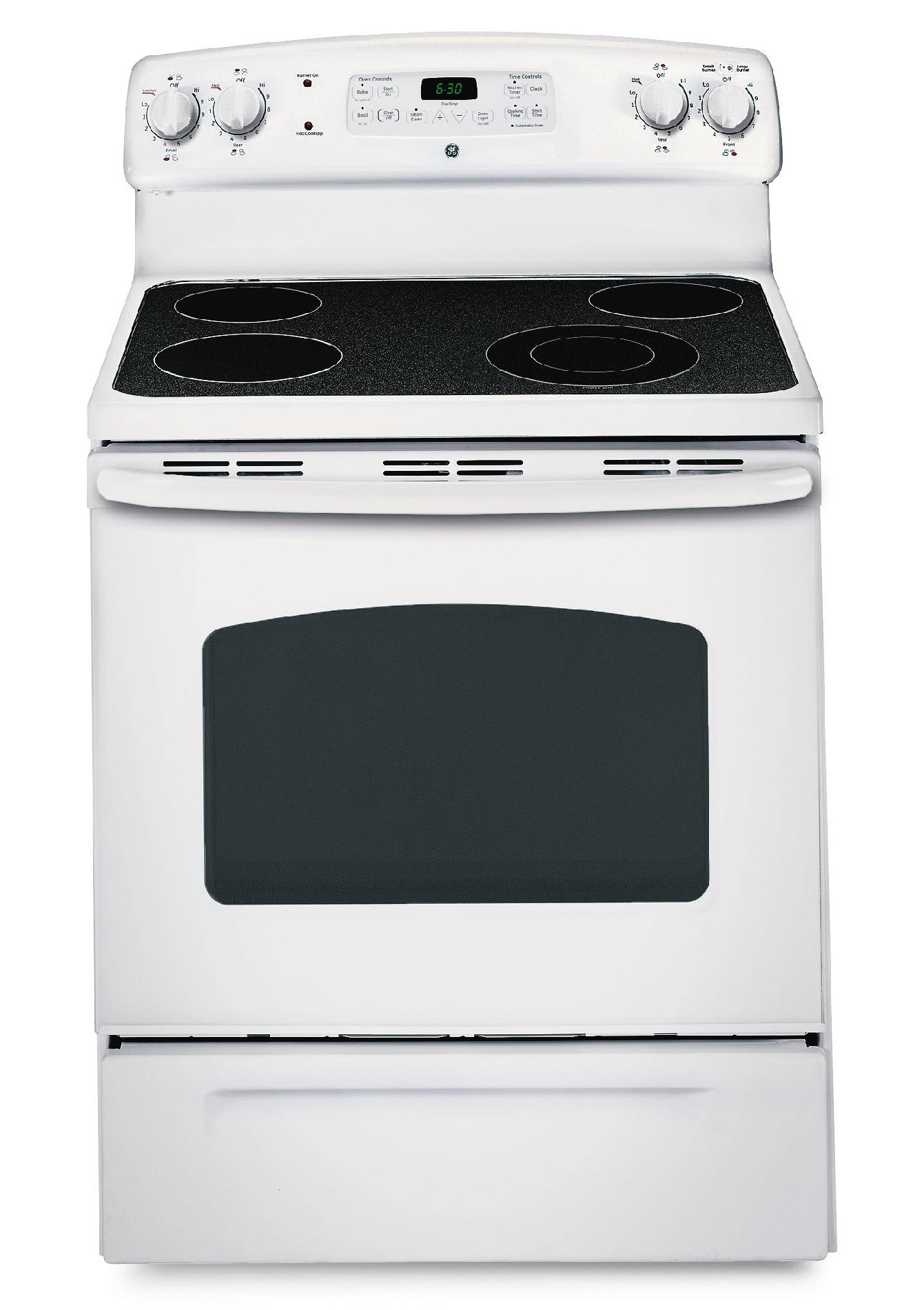 GE 5.3 cu. ft. Electric Range