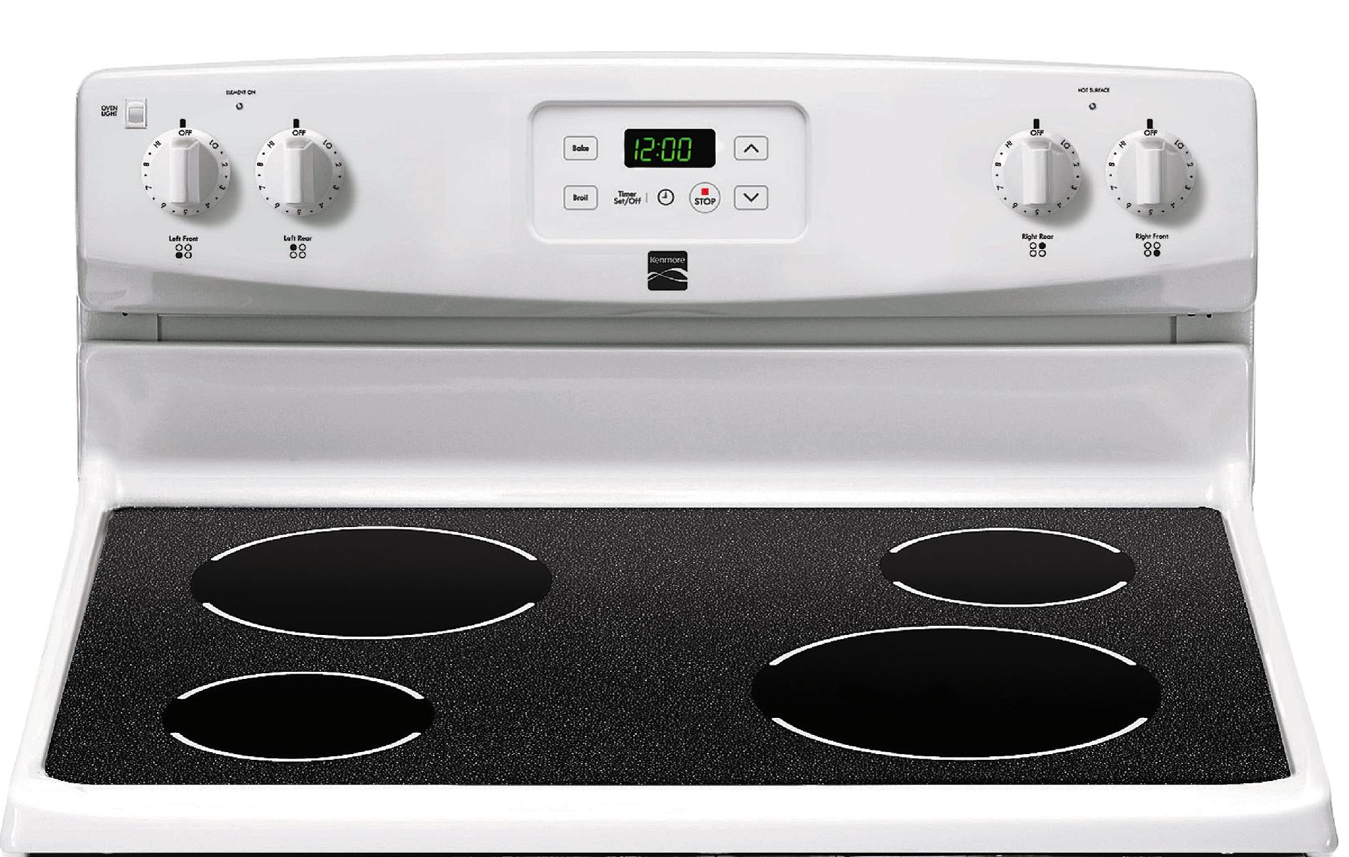 Kenmore 4.9 cu. ft. Electric Range