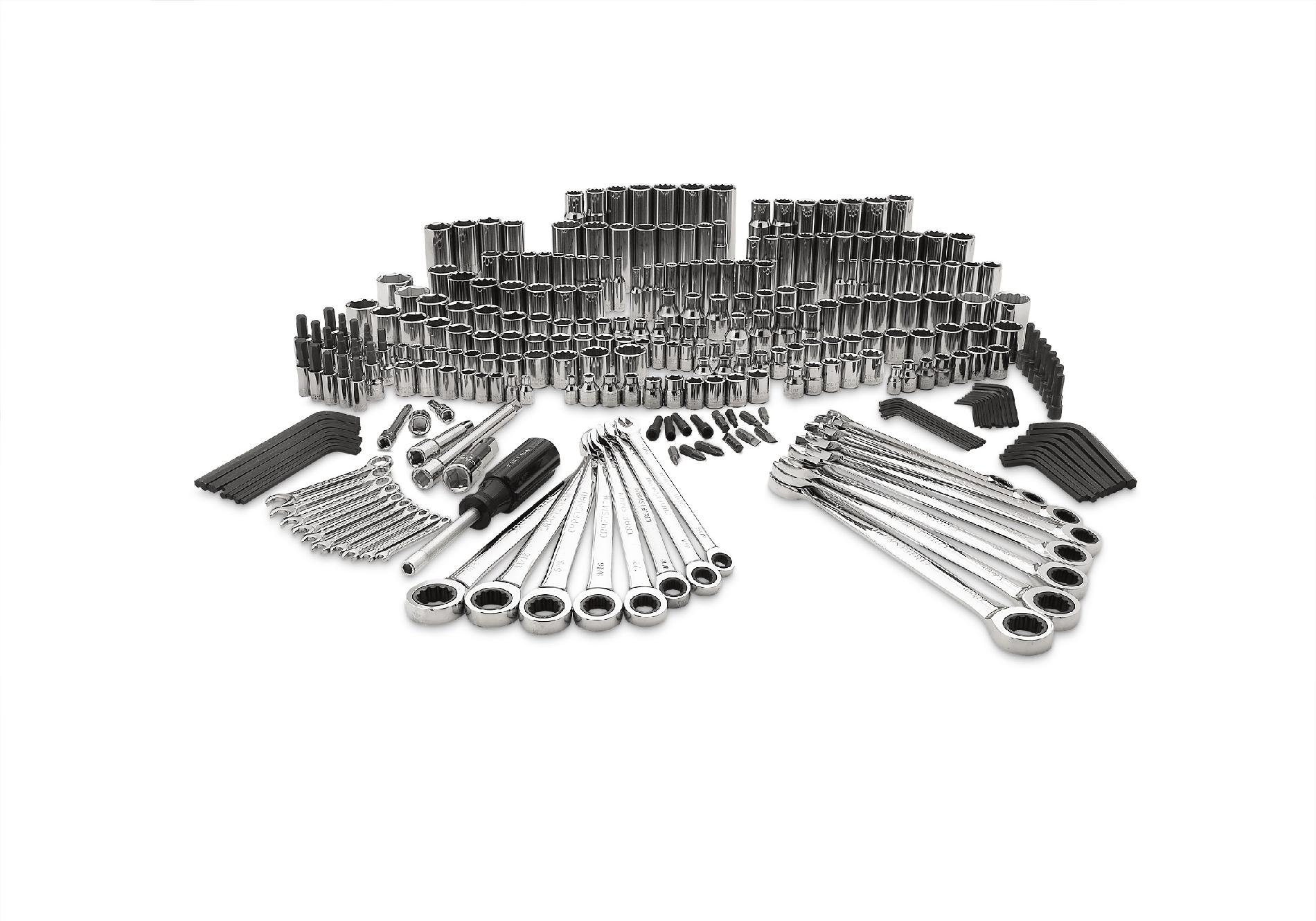 Craftsman 309-Piece Mechanics Tool Set