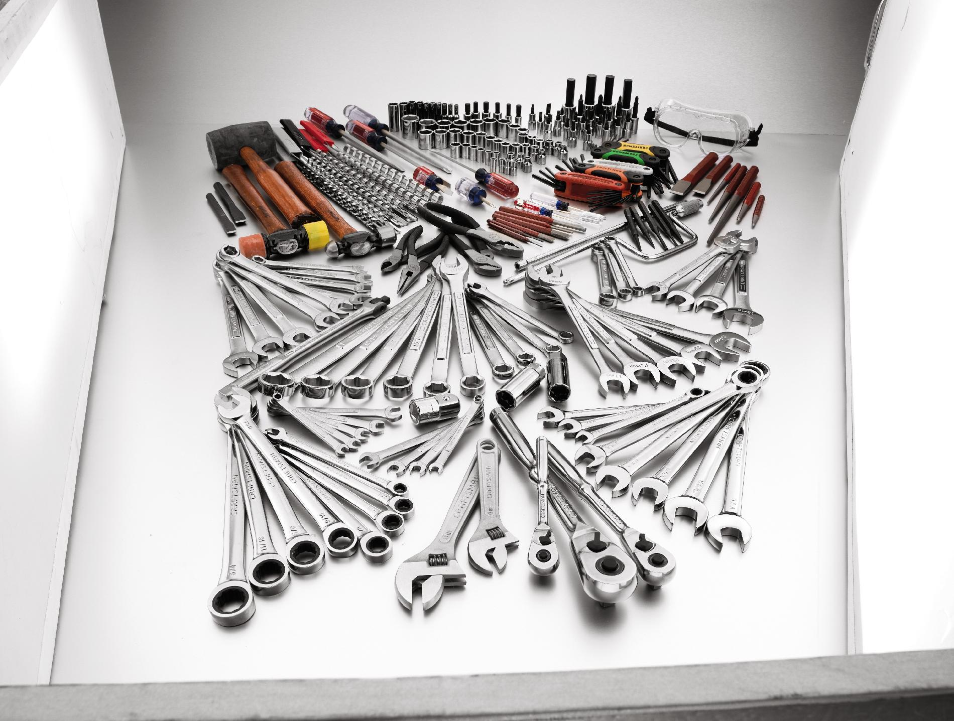 Craftsman 197pc Expansion Pro Mechanics Tool Set
