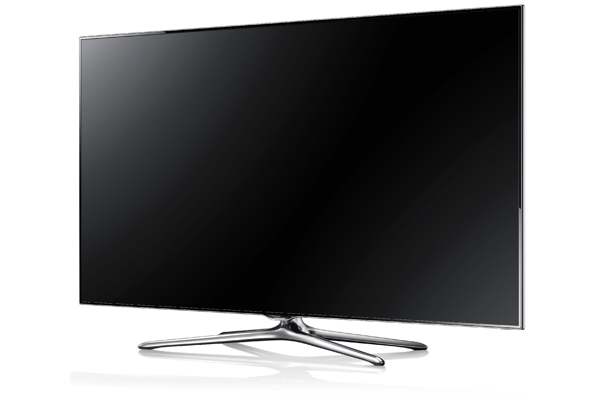 """Samsung 55"""" Class 1080p 240Hz 3D LED HDTV - UN55F7100"""