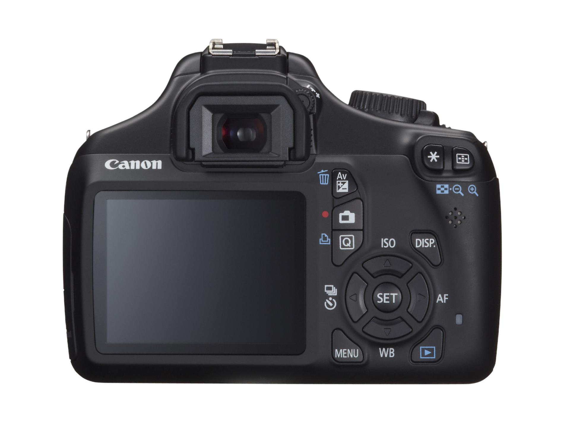 Canon 12.2-Megapixel EOS Rebel T3 Digital SLR Camera with 18-55mm Lens