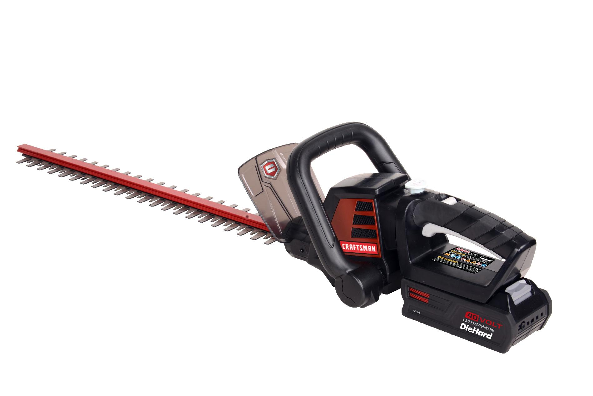 Craftsman 40-Volt Lithium-Ion Hedge Trimmer