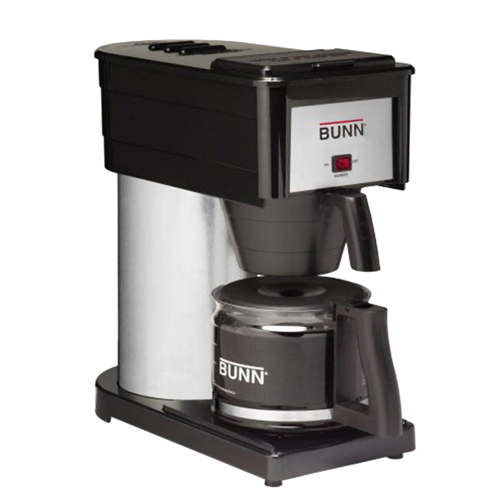 Bunn 10-Cup Classic Home Coffee Brewer - Black