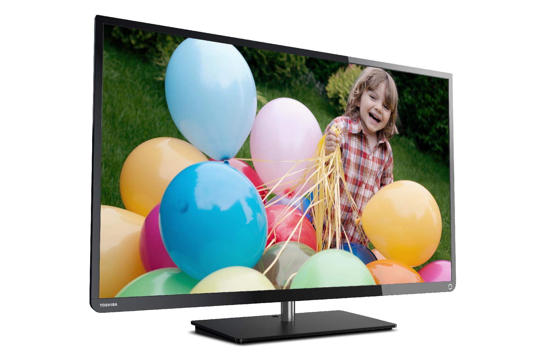 "Toshiba 50"" Class 1080p 120Hz LED HDTV - 50L1350U"