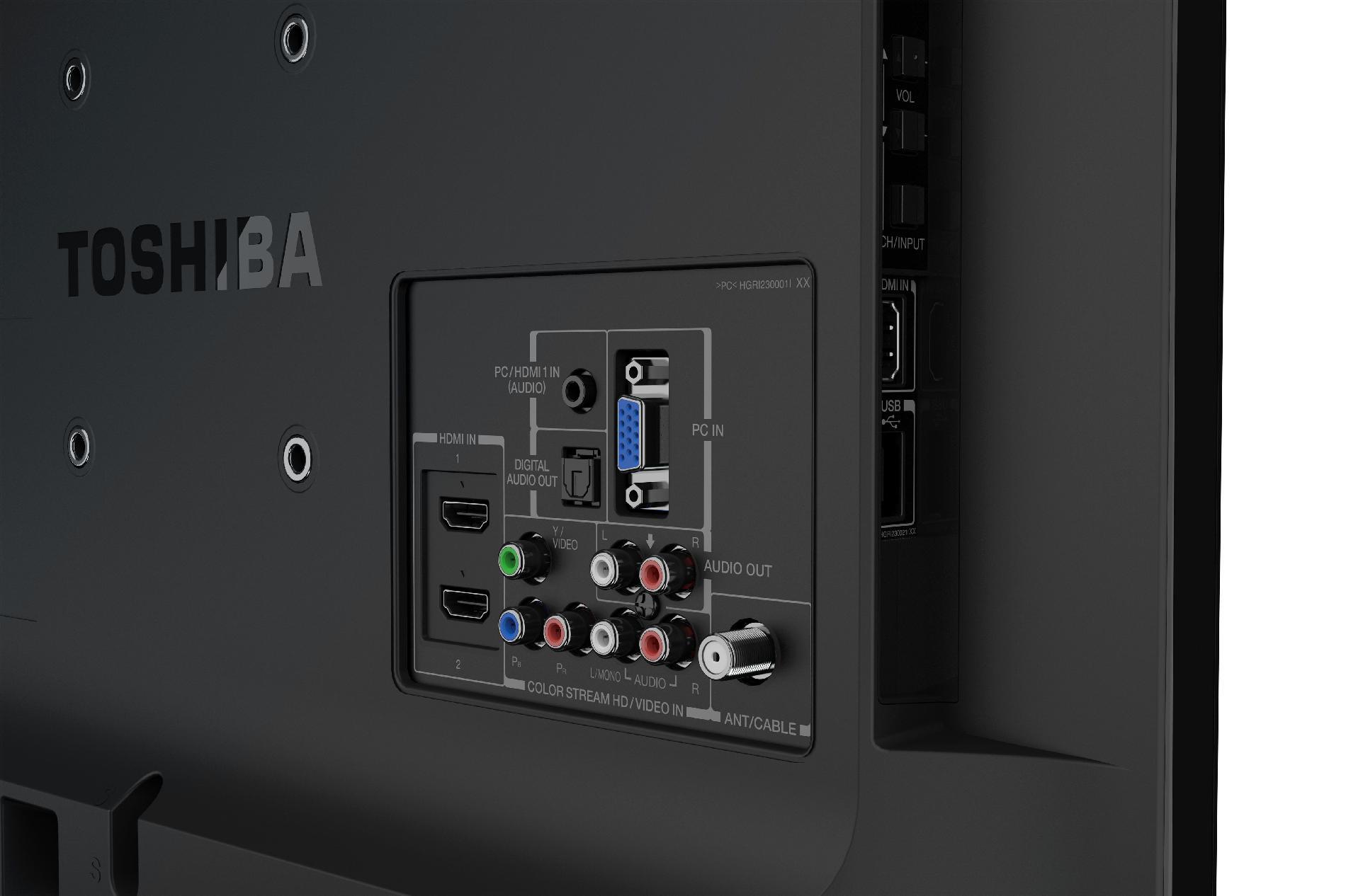 "Toshiba 23"" Class 1080p 60Hz LED HDTV - 23L1350U"