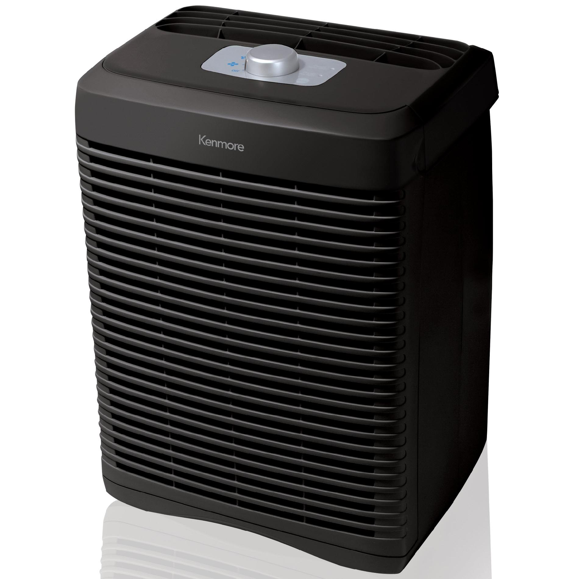 Kenmore 2-Filter Air Cleaner