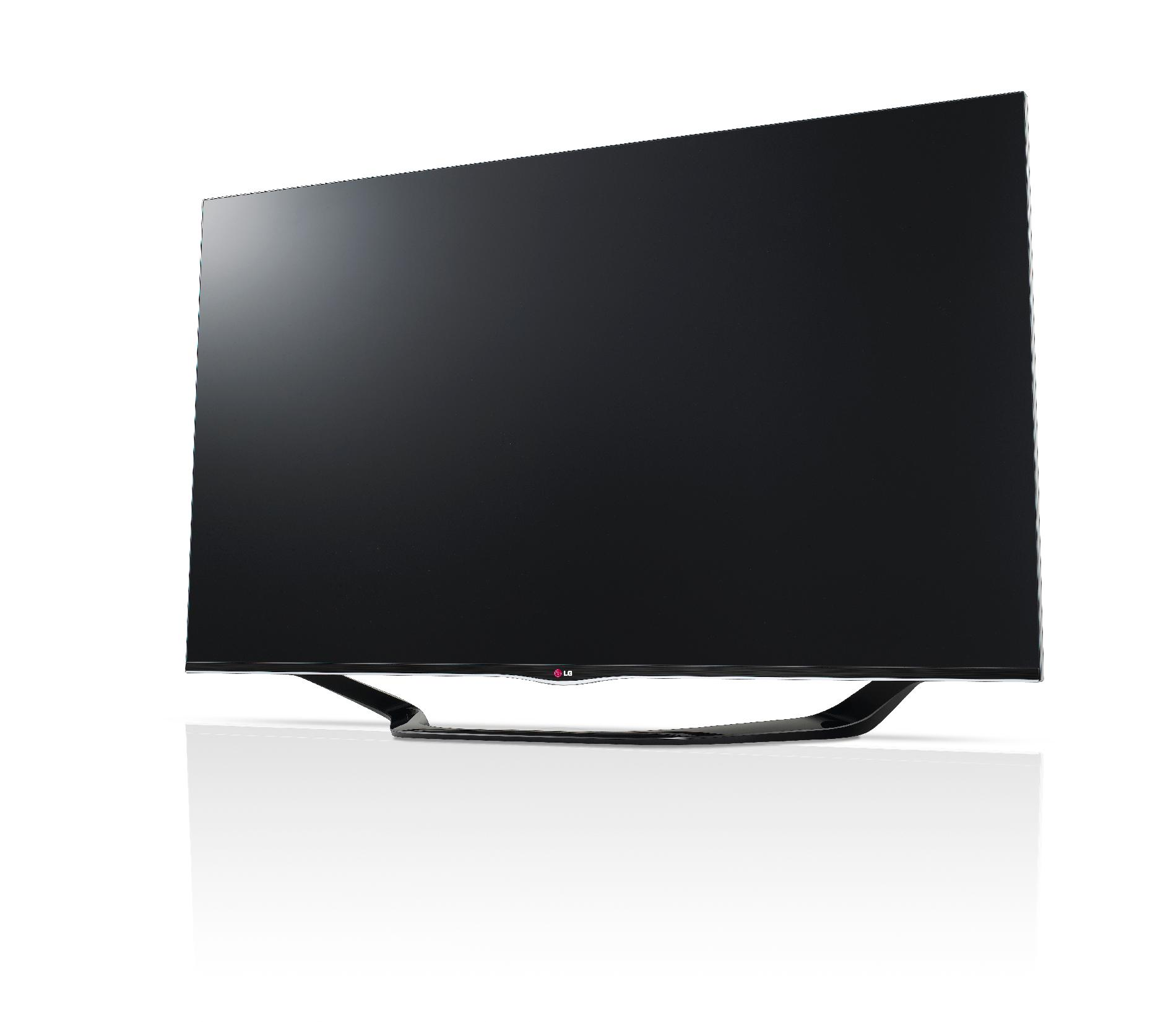 "LG 47"" Class 1080p 120Hz 3D LED Smart HDTV - 47LA6900"