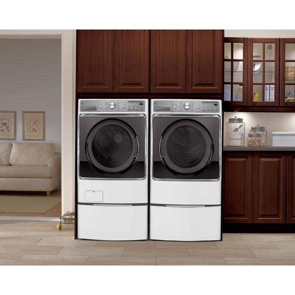 kenmore elite front load washer manual