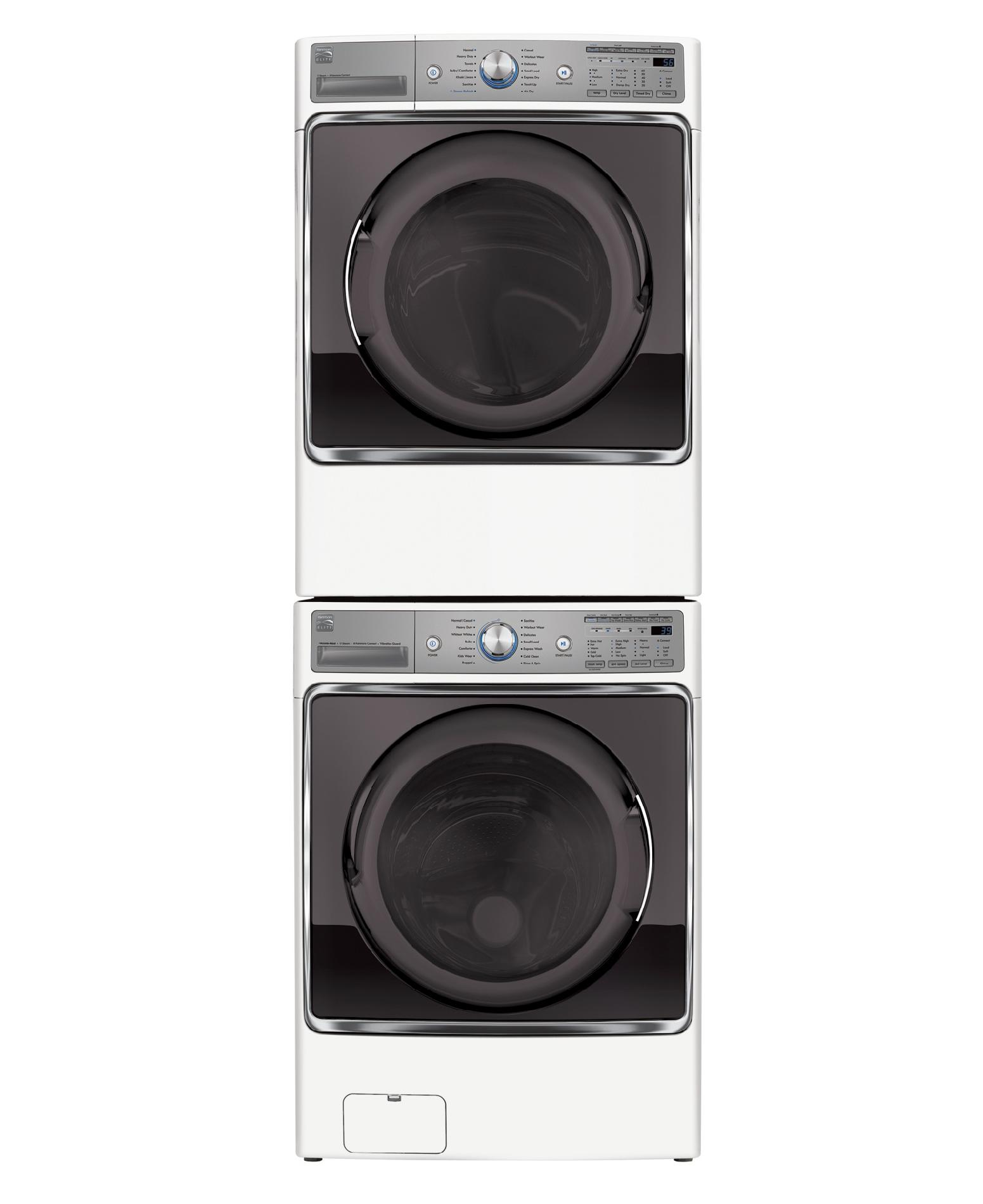 Kenmore Elite 91072 9.0 cu. ft. Gas Dryer - White