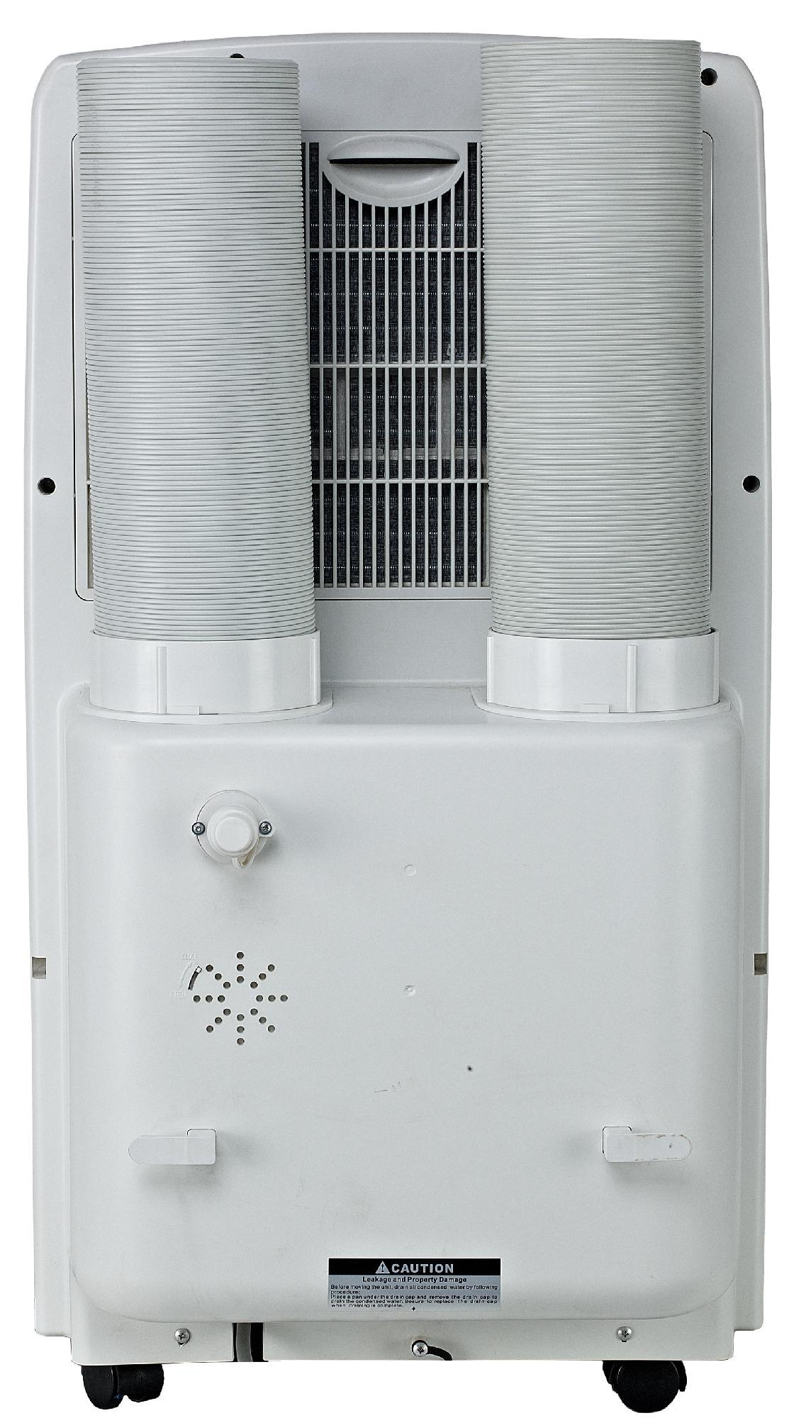 SPT 11,000 BTU Portable Air Conditioner Dual-Hose System