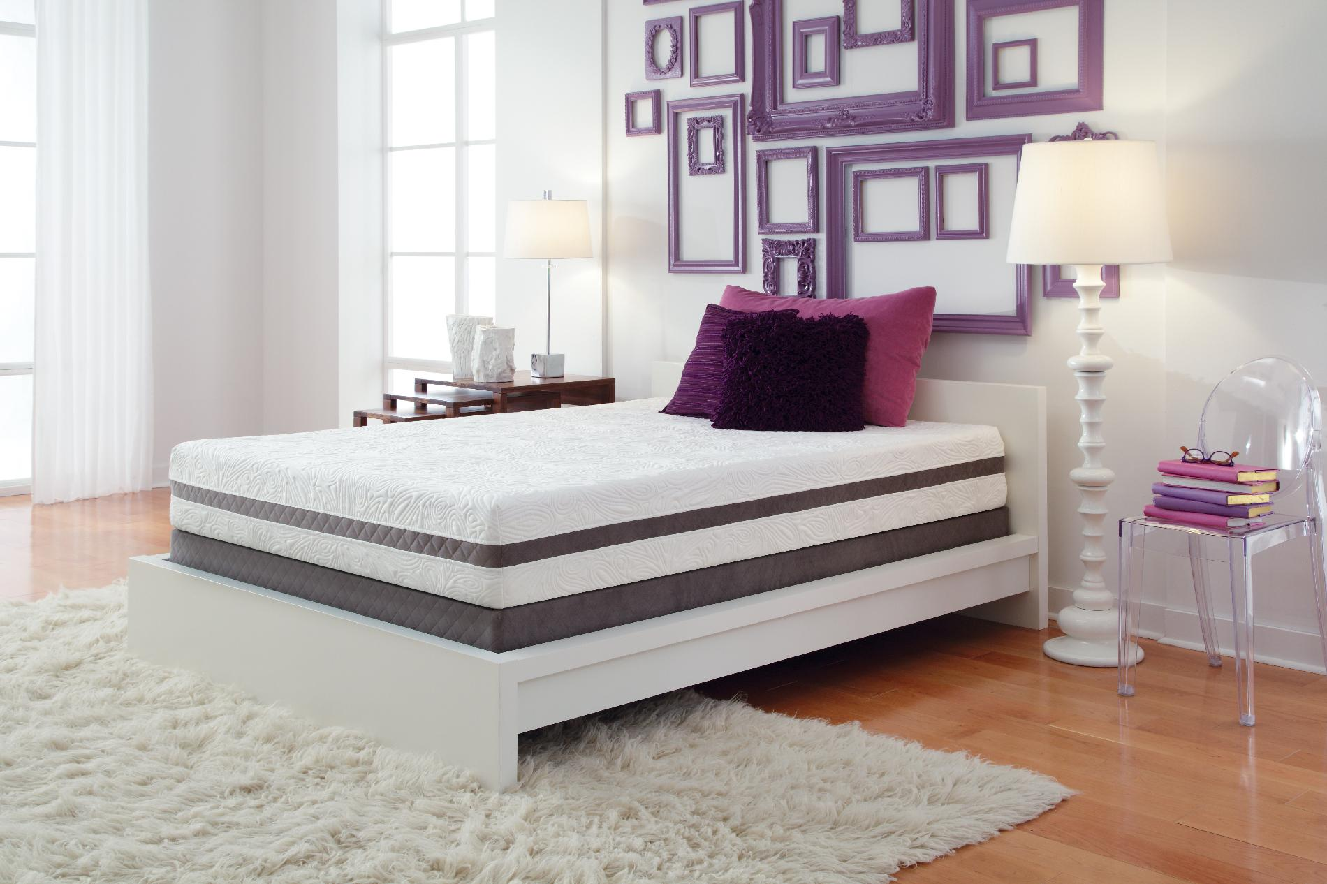 Sealy Posturepedic Optimum Radiance II, Firm, Queen Mattress Only