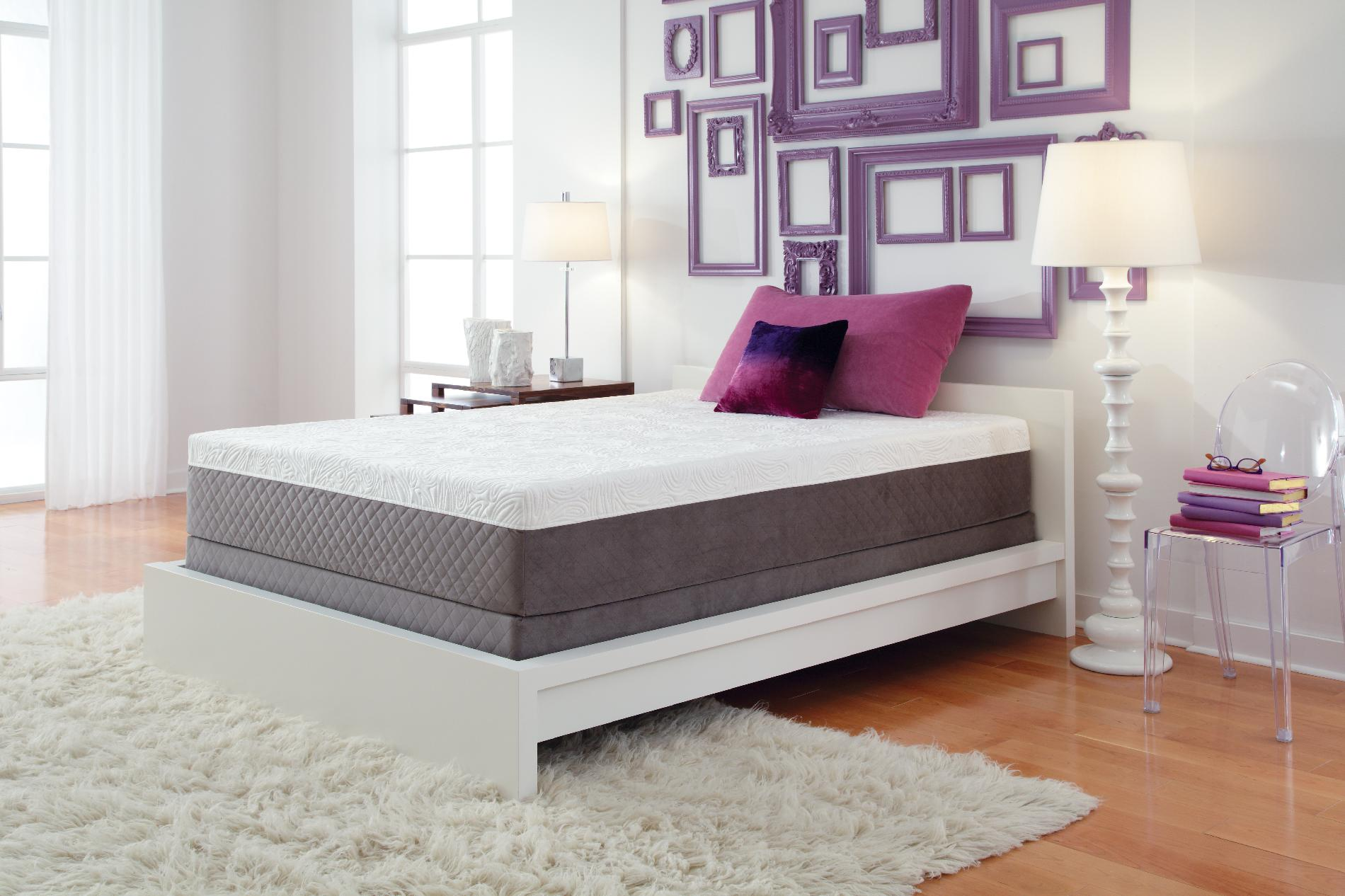 Sealy Posturepedic Optimum Vibrant, Firm, Queen Mattress Only