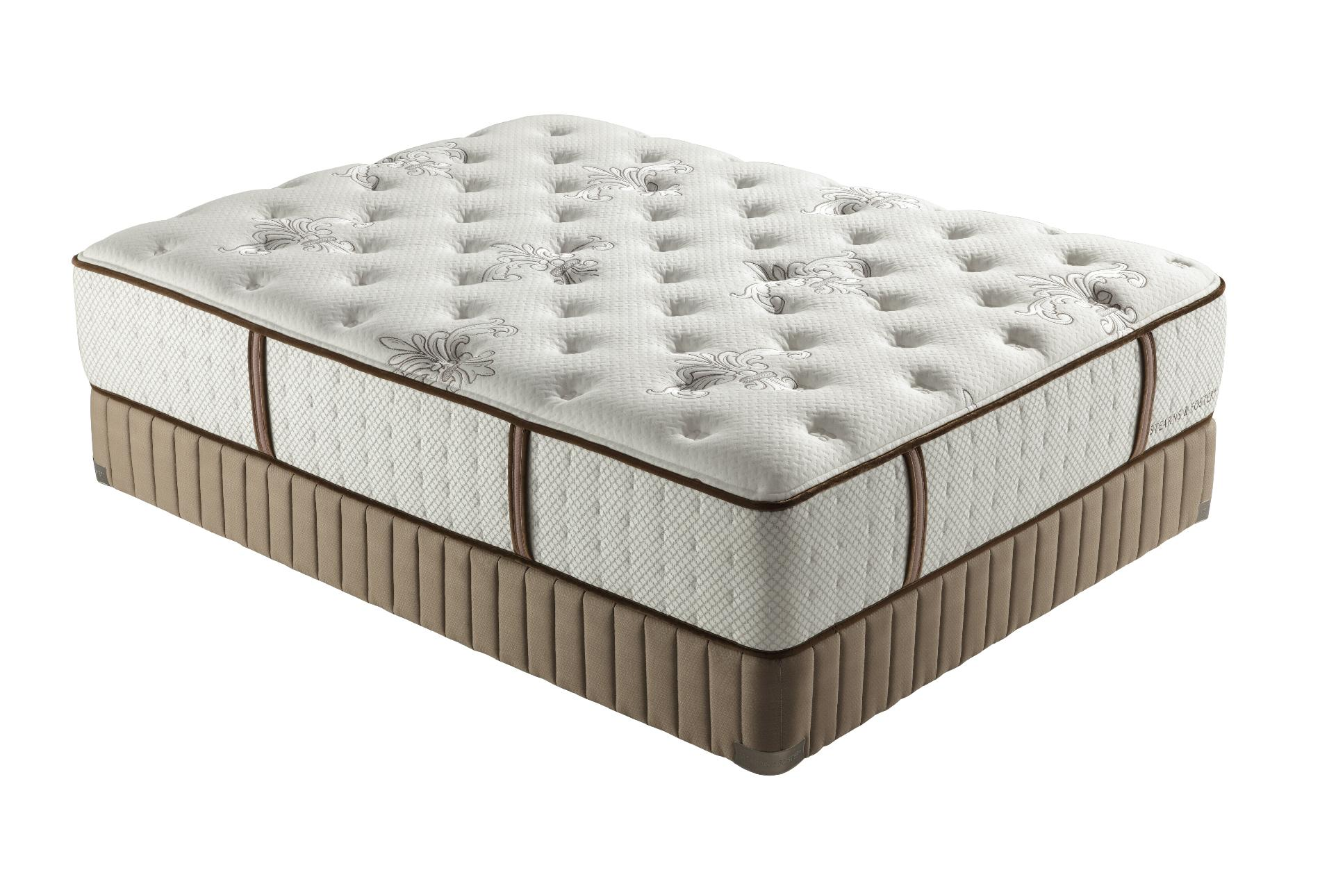 Stearns & Foster Estate Chasity Plush Queen Mattress Only