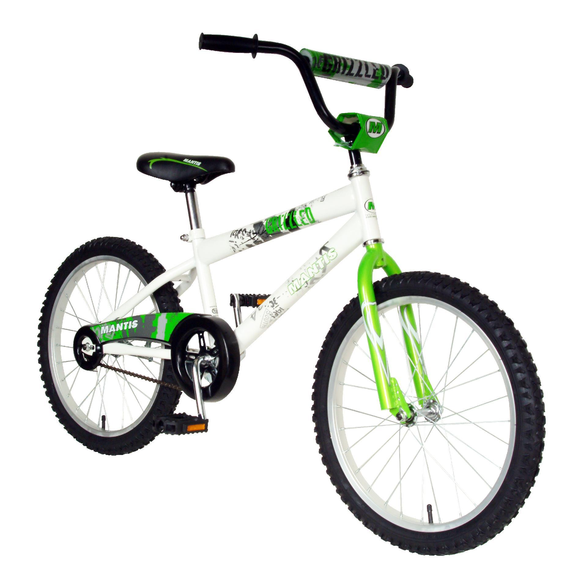 "Mantis Grizzled 20"" Boys BMX Bike"